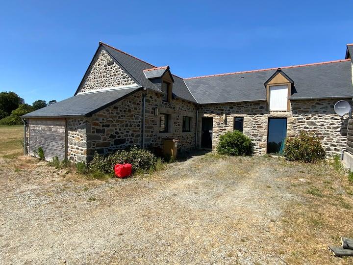 Maison Andel 86m2 - 2,3km de Lamballe