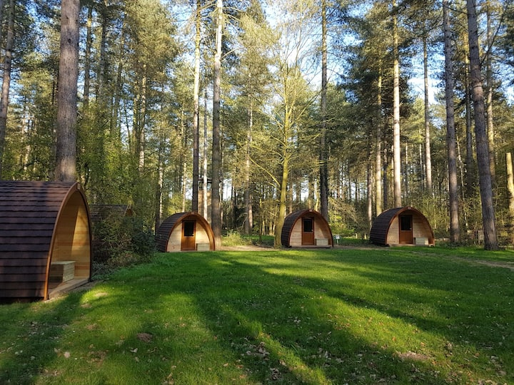 Escape Pods - Glamping Pods for Group Accomodation