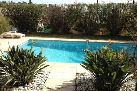 Villa, Les jardins d'Heidi, Grasse - Grasse