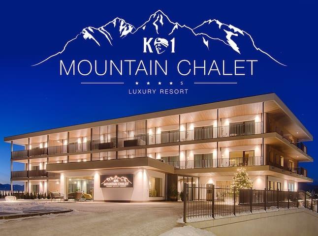 K1 Mountain Chalet - ROMANTIC GARDEN