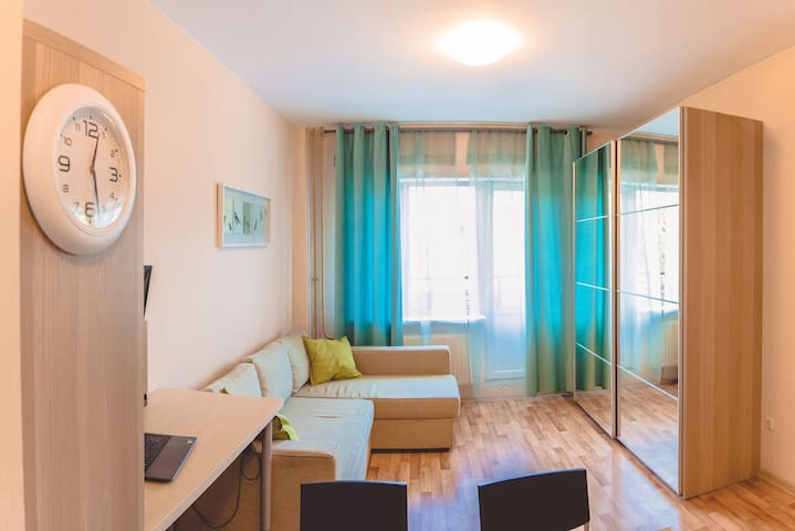 Nice apartment in the convenient location! - Sankt-Peterburg - Wohnung