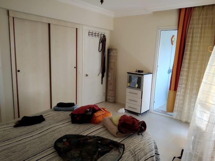 2 kişilik yatak odası