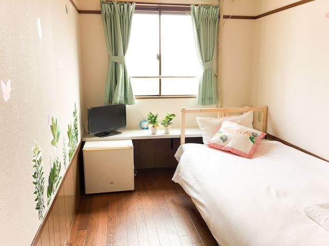 10mins to tsutenkaku---osaka youth hotel OIS1