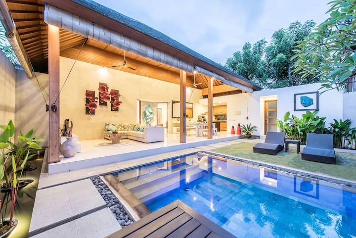 Villa Manis,  Luxury 3 BR Heart of Seminyak