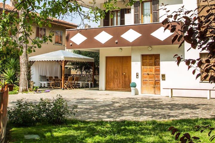 pet-friendly house nonno Remo