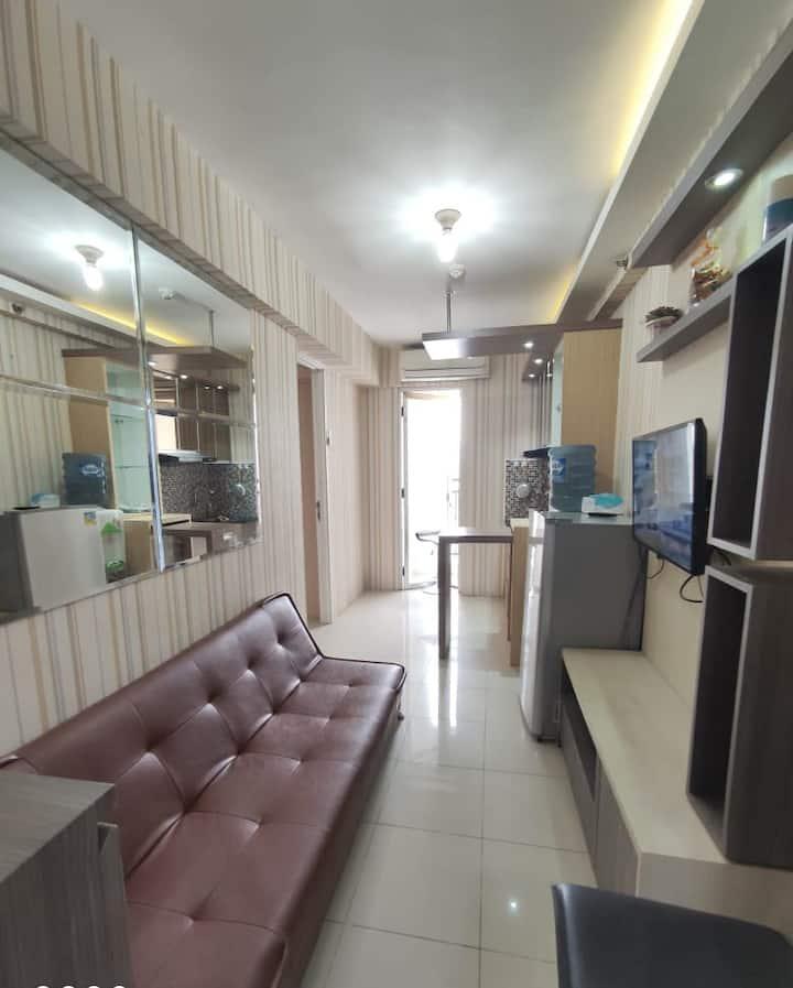 Sewa Bassura 1BR Studio Tower C Atas Mall (PEMILIK