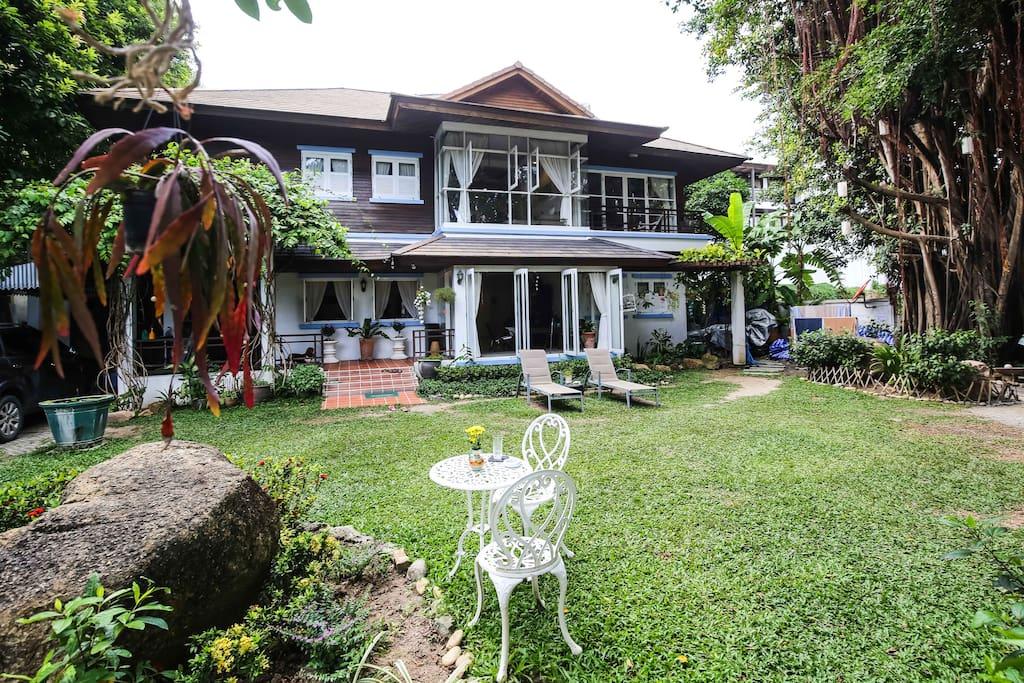 Banyan House