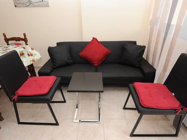 Antigoni's Apartments - Ground Floor