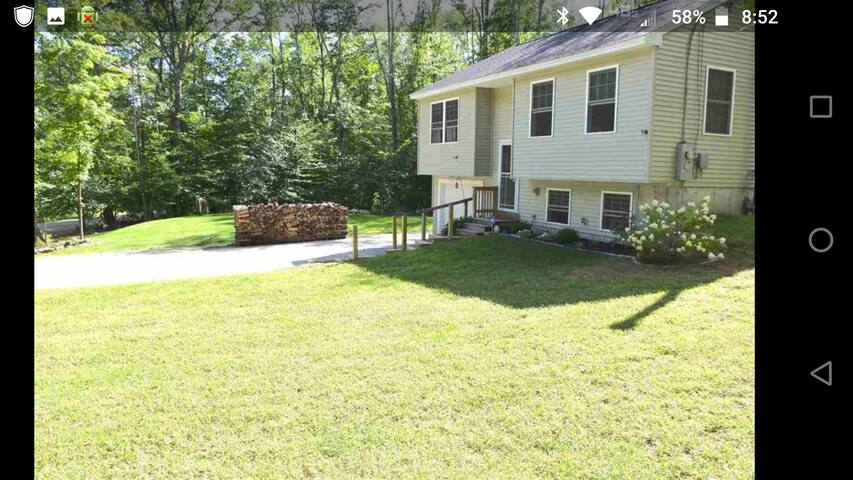 Lakes Region New Hampshire Recreational House