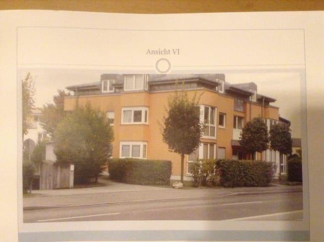 Neue vollmöblierte Wohnung in IN Zentrum - Ingolstadt - Apartamento