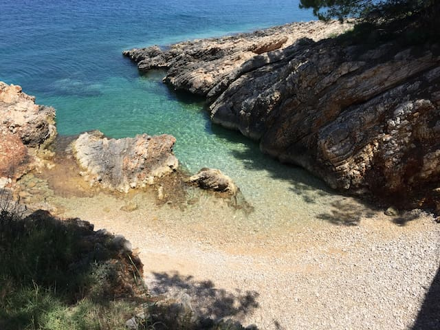 The small beach - Rogač - Departamento