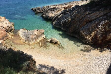 The small beach - Rogač - 公寓