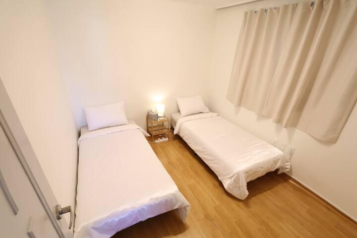 JM Guest house (two single bedroom) #1-7