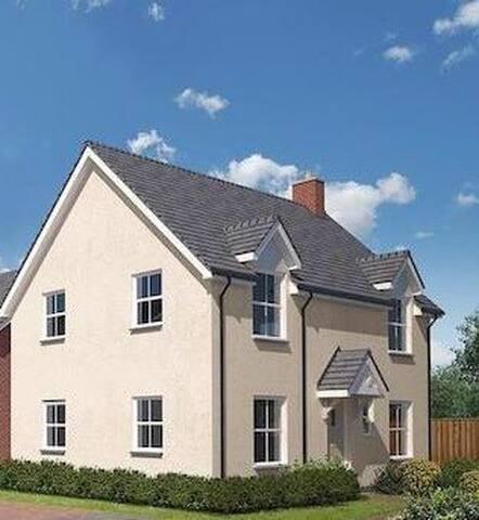 4 Bed House in Woodbury, Devon - Woodbury - บ้าน