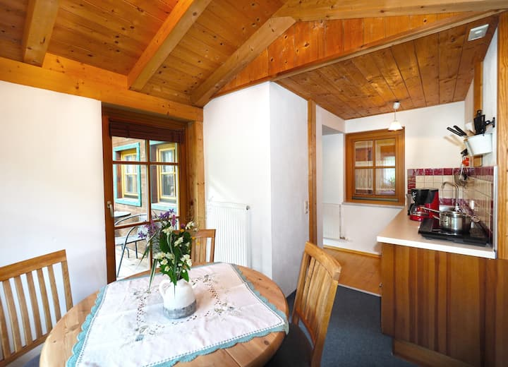 Cozy apartement  for 2-3 persons and 1-2 kids