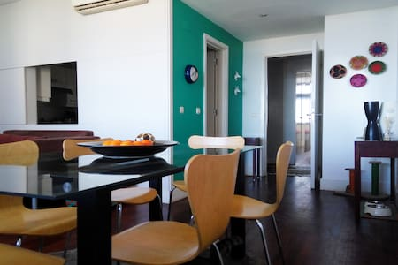 Modern 2-bedroom apt. in safe and central Polana - Maputo