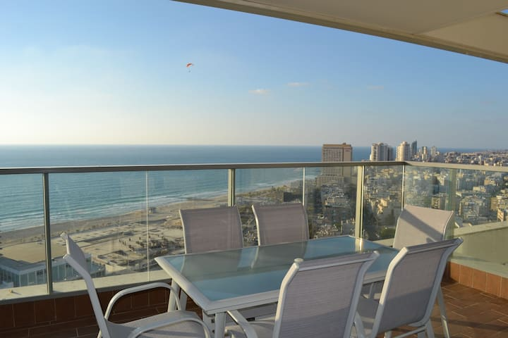 Brand New Apt - Parking - Sea View - 3 bdr #B1