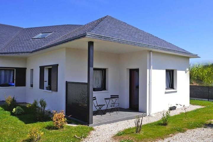4 star holiday home in Guissény