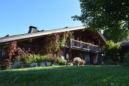 Un lieu d'exception hors du temps - La Clusaz - Bed & Breakfast