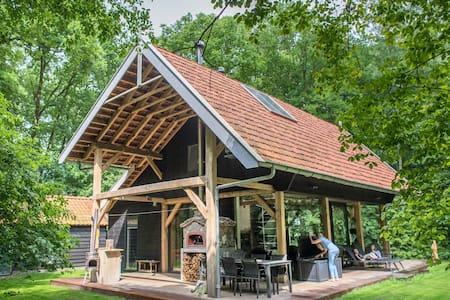 Vakantiehuis bosvilla Eikenhorst - Dwingeloo