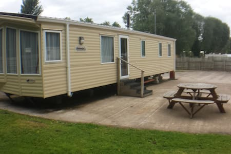 Luxury Caravan at Castle Archdale - Andere
