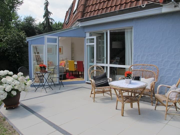 Worpswede - high comfort - big house for 10 guests