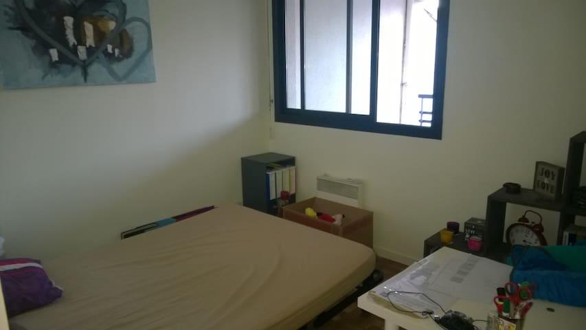 Appartement avec terrasse - Bordeaux - Apartment