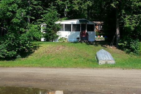 Brant Lake Camp in Mead's Cottages - Brant Lake - Kabin