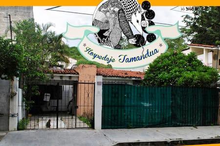 Hospedaje Tamandua - Crucecita - 단독주택
