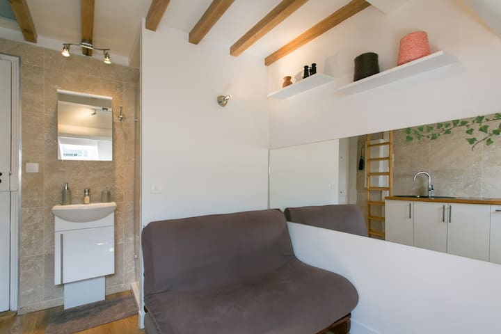 BEAUTIFUL STUDIO- ST-GERMAIN/INVALIDES - LONG TERM
