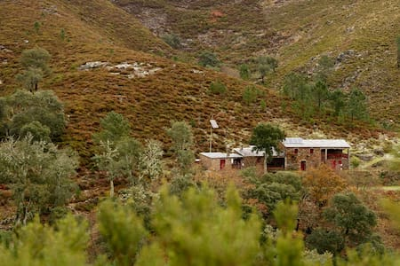 Turismo Rural,Gourim, S.Pedro Sul - São Pedro do Sul - Villa - 2