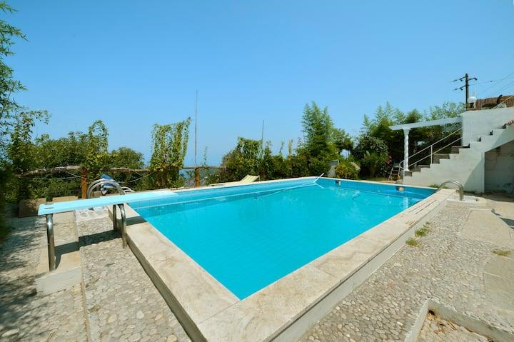 Capri Vista Mare  + Navetta Free + Piscina