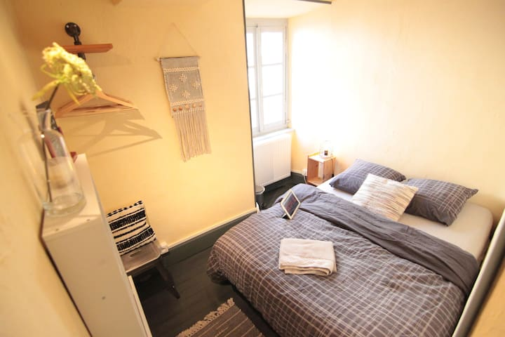 Small room, Ideal ski, trekking, Mont-Dore@25mn