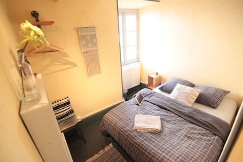 Small room, Ideal ski, trekking, Mont-Dore@25mn