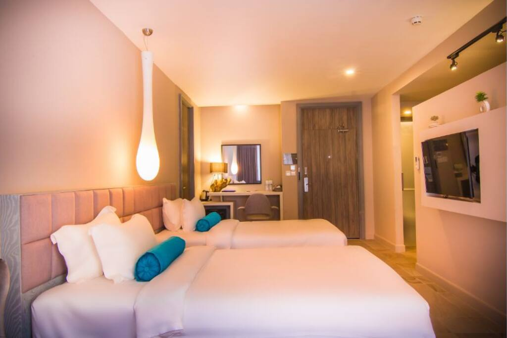 Siem Reap Group 2 double and twin room - 8 pax