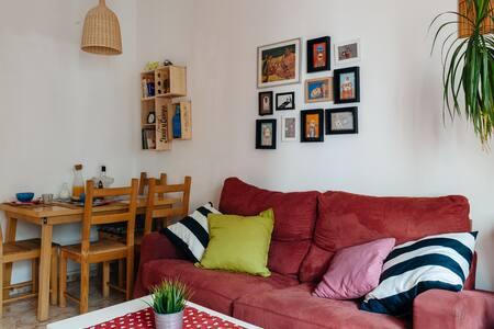 Cozy flat in the heart of Barcelona