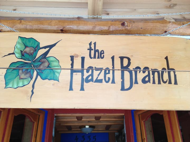 Hazel Branch 1  (Furnished Suite in Old Hazelton)