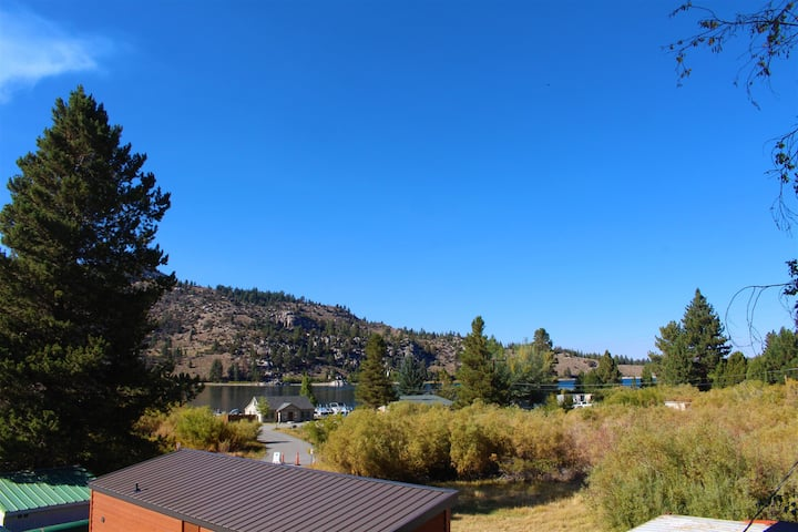 Enjoy everything June Lake has to offer from this spacious townhome. Perfect for families and groups.