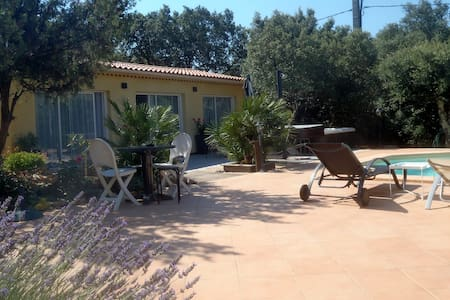Villa with swimming pool & SPA - Sainte-Anastasie-sur-Issole - Villa