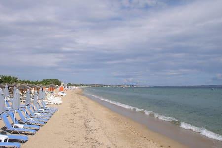 Апартаменты рядом с морем - Nea Plagia - Apartment