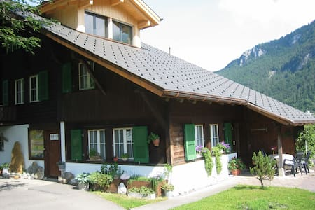 Beautiful Holiday Flat in Meiringen