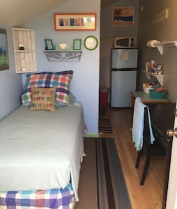 Cozy 2nd Flr w/Prvt Bath & Entrance - Naples - Hus