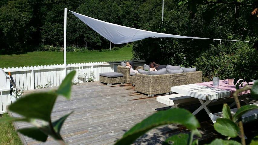 Hesleviga, norways archipelago - LILLESAND - Treehouse