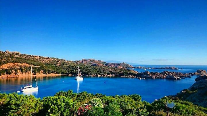 Tranquillità a La Maddalena