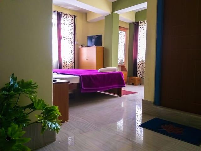 Ashraya : Bed & Breakfast #1