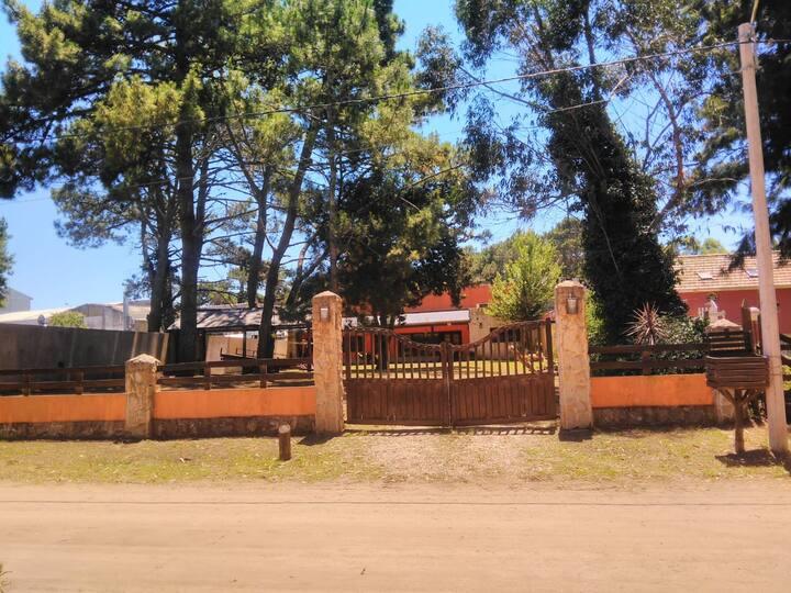 Increíble casa de alquiler Villa gesell,Bs As Arg.