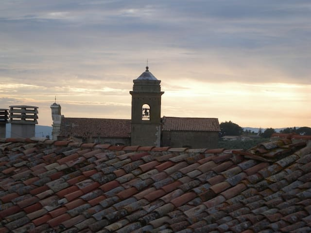 Casa Bella, Ischia di Castro, Lazio - Ischia di Castro - Apartemen
