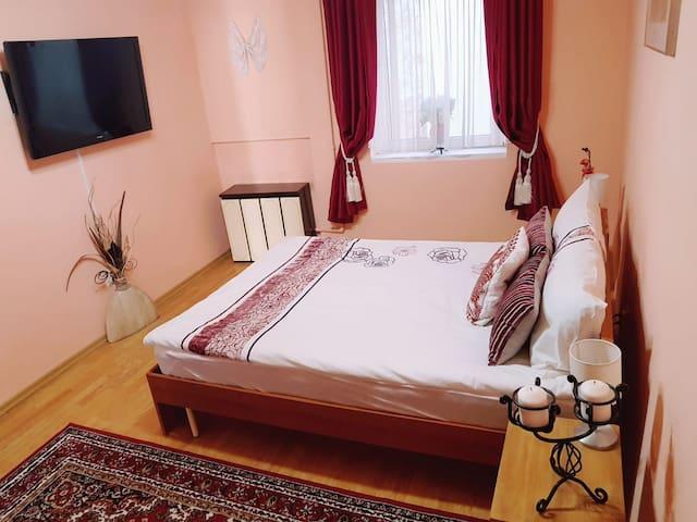 D&E Apartament is located in centre of Sighișoara