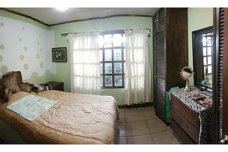 Private comfy room - edible garden - San José - Ev