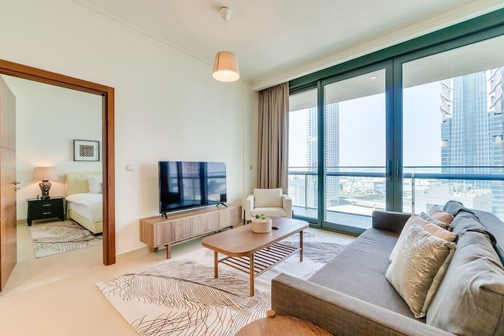 Dewdrop [Ease by Emaar] | Blissful Two Bedroom...